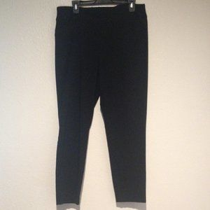 Signature Slimming By CJ Banks Black Trousers